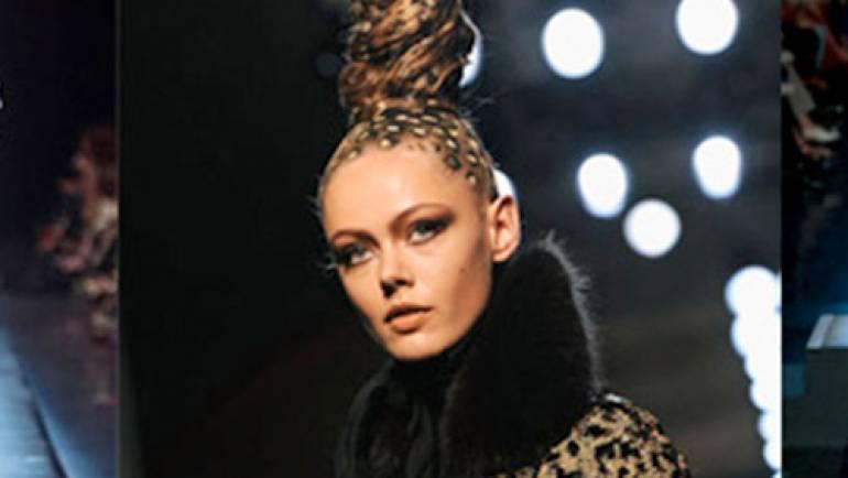 L'imprimé léopard…sur cheveux!